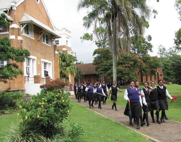 Click the image for a view of: Inanda School