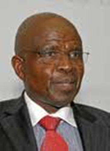 Click the image for a view of: Professor Wiseman Lumkile Nkuhlu